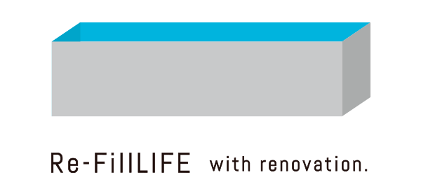 Re-fill LIFE