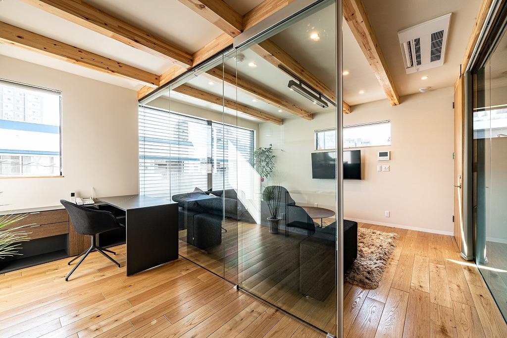 パッシブデザイン オフィス